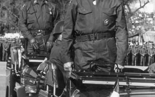 Аугусто Пиночет: Надевший на Чили «Железные Штаны. Глаза, полные лжи
