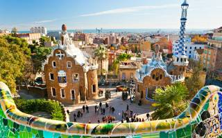 Что посетить в барселоне с детьми. Барселона в апреле с детьми
