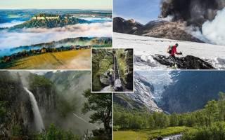 Что такое национальный парк примеры. Национальные парки Европы