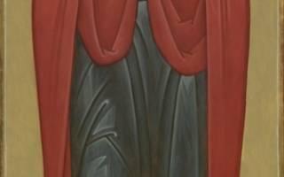 Святая Татьяна (житие, изображения). Икона мученицы татьяны