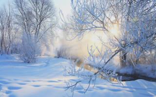 Александр Пушкин — Зимнее утро. Зимнее утро