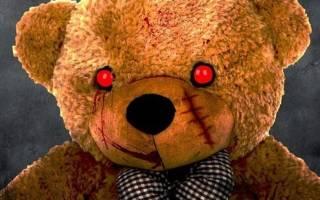 Страшные истории и мистические истории. Игра про мишку Тедди