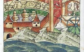 Краткая биография семьи романовых. Династия Романовых – XVII век