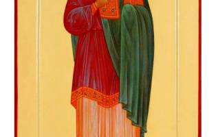 Валерия по церковному календарю. Валерия и Александр