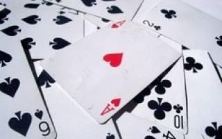 О кощунственной символике игральных карт. Карты