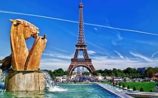 Чем можно заняться в париже. Бесплатный Париж – куда сходить и чем заняться