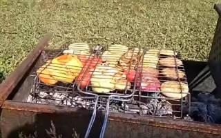 Как приготовить овощи на мангале? Способы приготовления овощей на мангале.