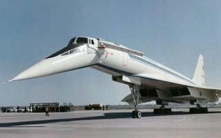 Ту 144 военный. Авиация россии