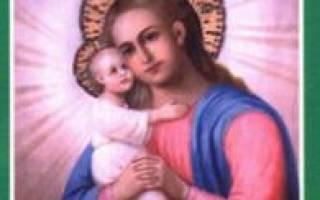 Молитва отца или матери за детей. Сильные молитвы матери о детях