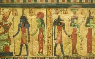 Египетские боги кошки. Бастет – древнеегипетская богиня-кошка
