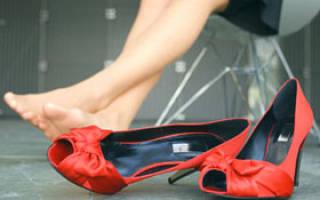 Устают ноги? Что делать? Как помочь уставшим ногам? Усталость ног.