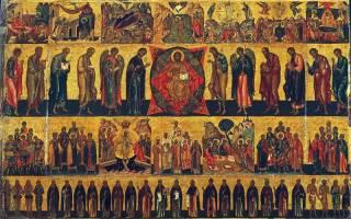 Кто такой преподобный и кто такие святые? Преподобные.