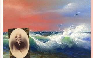 Анализ стихотворения «Как хорошо ты, о море ночное» Тютчева.