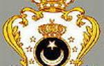 Ястреб на гербе семьи что означает. Герб и флаг ливии