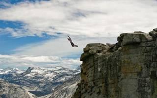 Если снится, что ты падаешь с большой высоты, что значит такой сон.